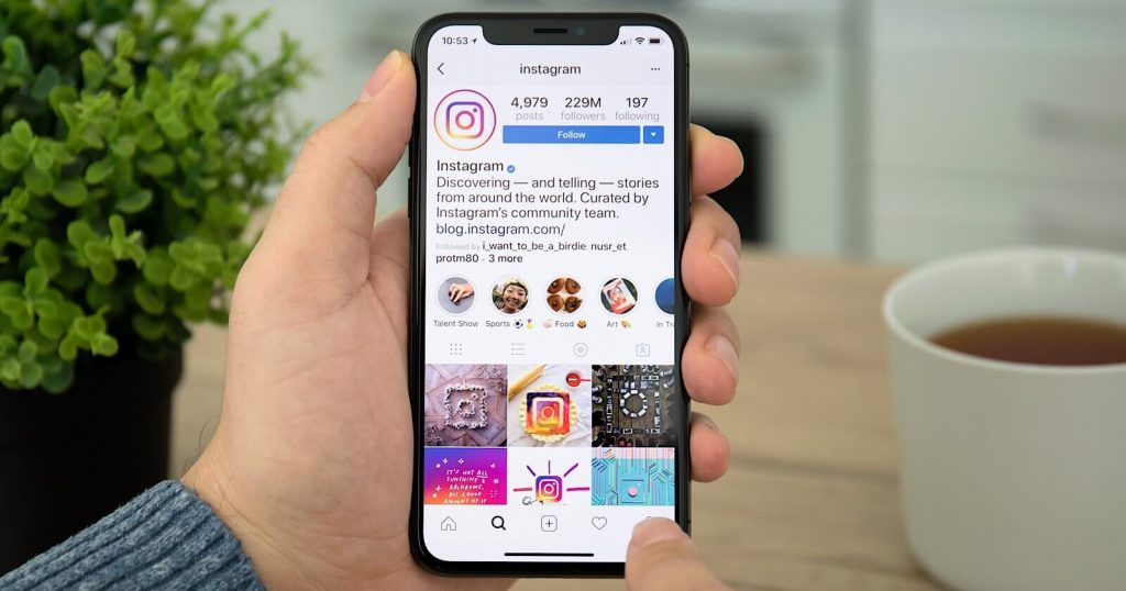 what to post on Instagram